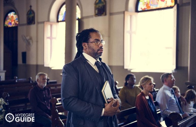 Online Christian Ministry Degree