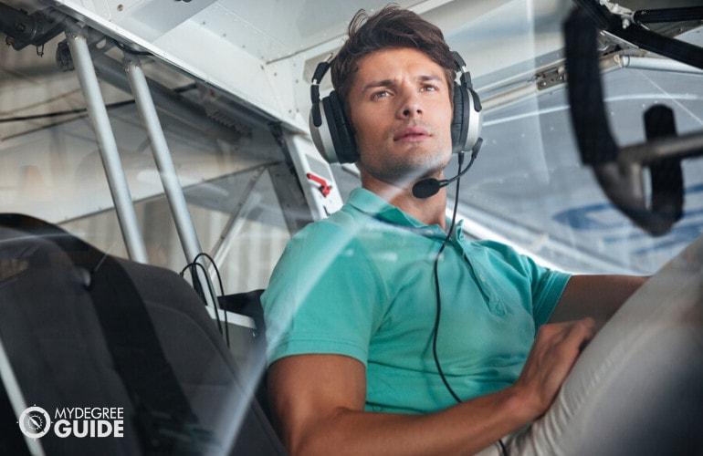 Pilot Degree career