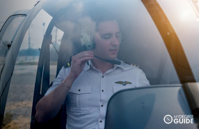Pilots salary