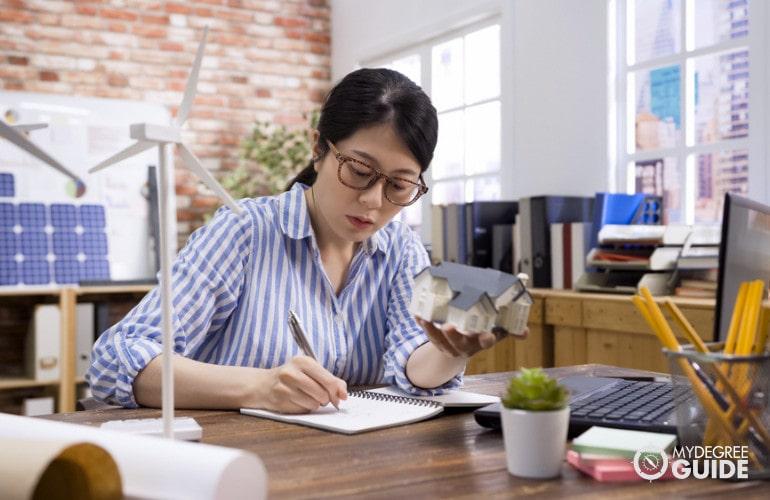 Sustainability Degree careers