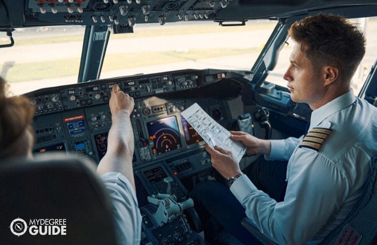 What Do Pilots Do