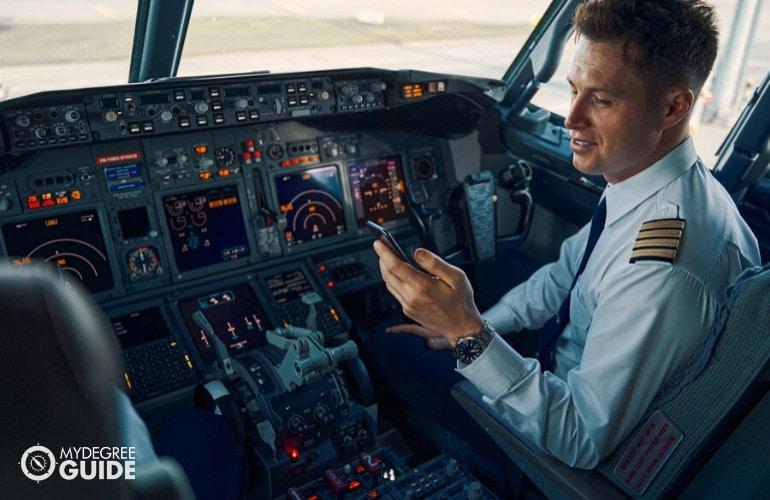 Where Do Pilots Work