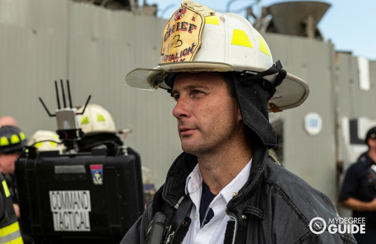 Bachelor's in Fire Science