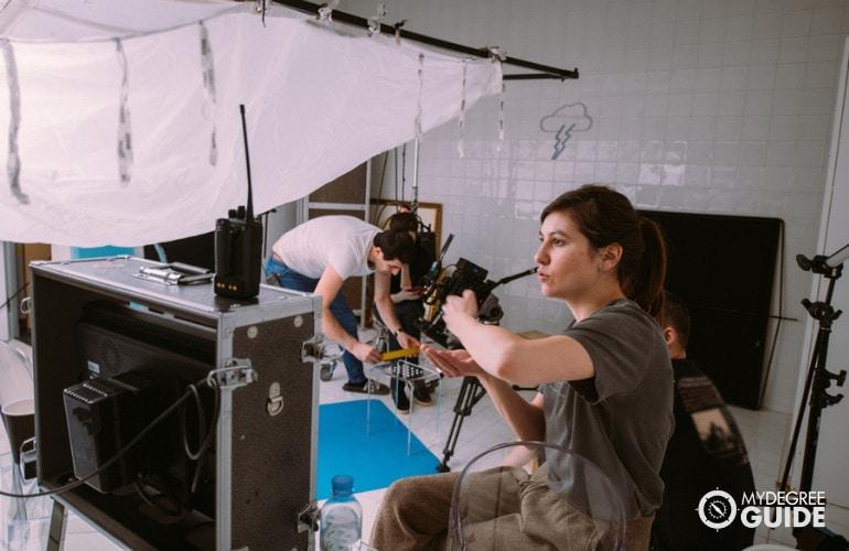 Cinematography Online Degree