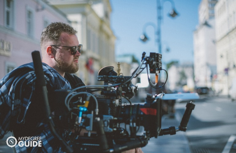 Degree in Cinematography Online