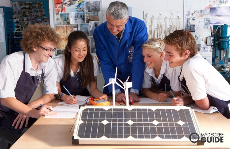 Doctorate in Sustainability