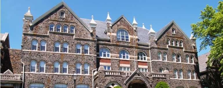 Moravian University campus