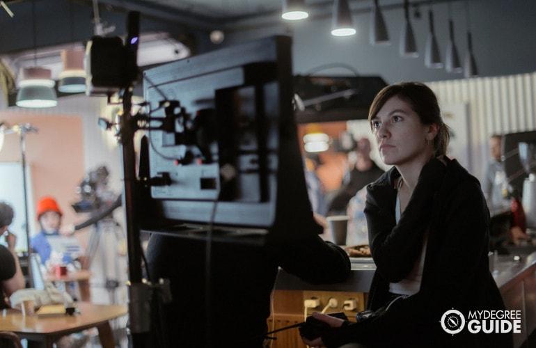 Online Degree in Cinematography Program