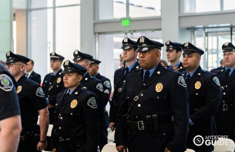 Public Safety Professional Organizations